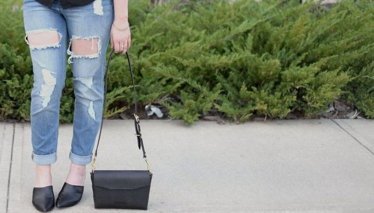 Meraki Cross Body perfect Minimalist Purse - DUVAL Canada Leather Handbags and Accessories