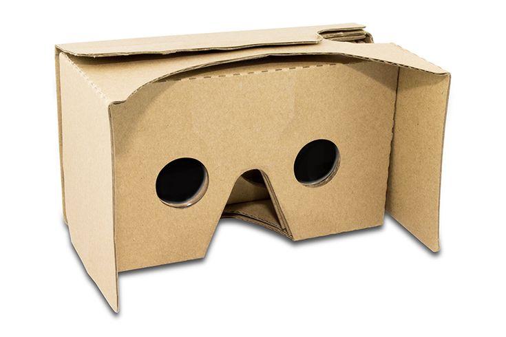 HEJU Centaurus. VR-Brille aus Karton. Virtual Reality-Brille. Einfach Smartphone einlegen und App starten. Die günstige Alternative aus Cardboard zur teuren High-End-VR-Brille. KMS Kafitz Medienservice