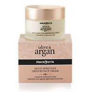 MACROVITA NEW Olive & Argan Oil Multi-Effective 24Hours Face Cream 50ml