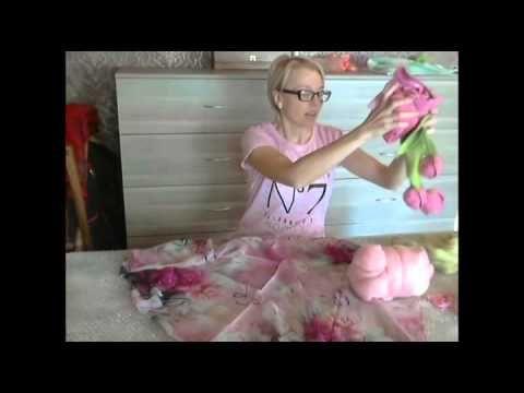 Анонс. Мастер-класс Бактус Розовый Бутон