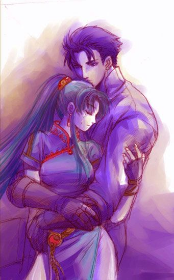 FE-Rekka no ken- HectorxLyn by shinjyu.deviantart.com on @deviantART
