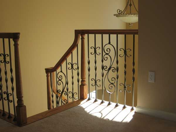 installing stair railing american u2013 stair and staircase design stair rail