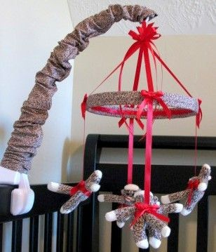 Crib Mobile Arm Woodworking Projects Plans