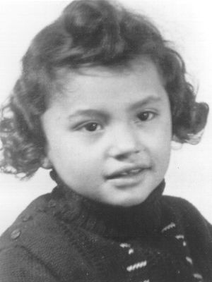 Children of the Holocaust - Auerbacher, Inge - Museum of Tolerance   Los Angeles, CA