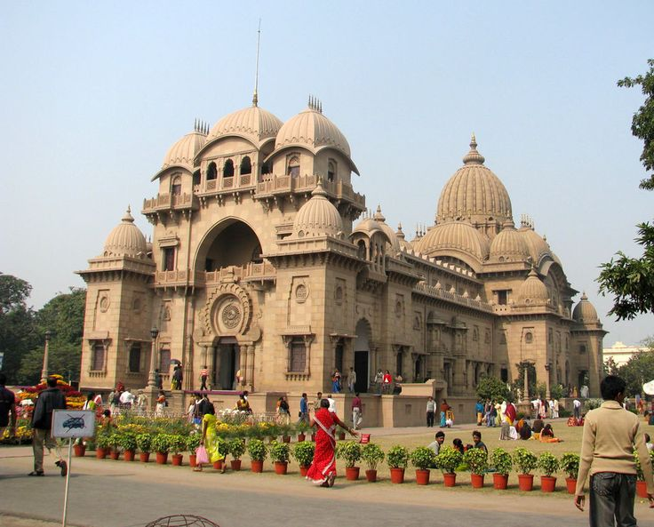 My favourite place in the world, Belur Math, West Bengal, India