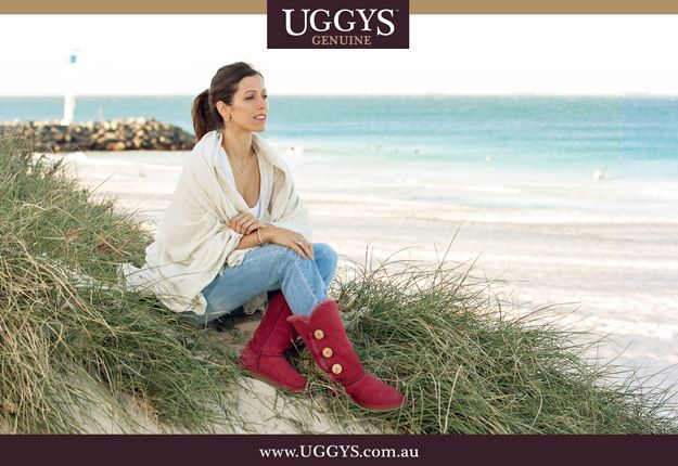 WIN 1 of 2 pairs of UGGYS