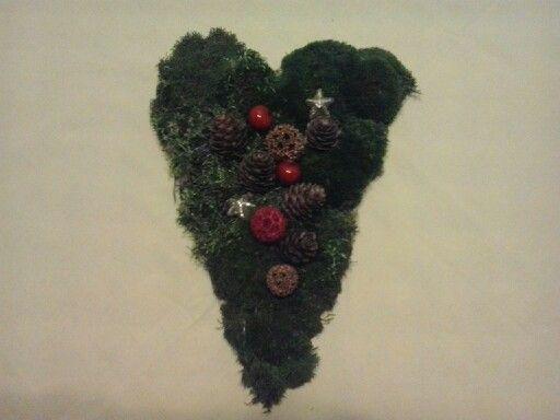 Mechové srdce / Mossy heart