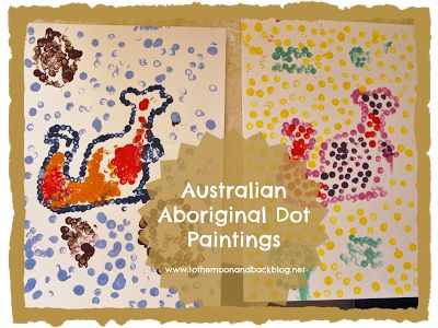 To the Moon and Back: Australian Aboriginal Dot Art