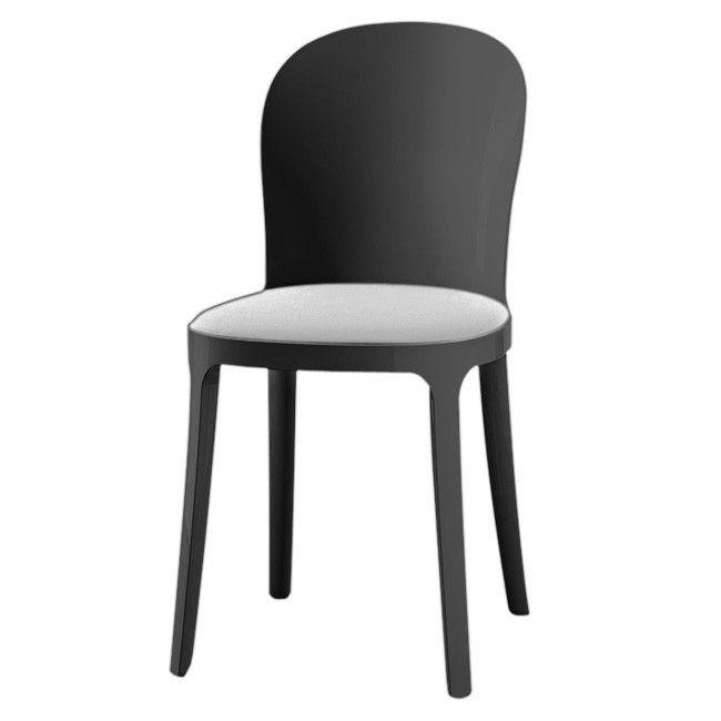 Krzesło Vanity to wyjątkowy projekt jednego z najbardziej rozpoznawalnych włoskich designerów Stefano Giovannoni ego Rama krzesła została stworzona z poliwęglanu bardzo wytrzymałeg