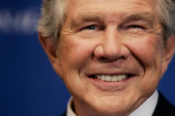 Pat Robertson expected to make a full recovery after suffering a stroke
