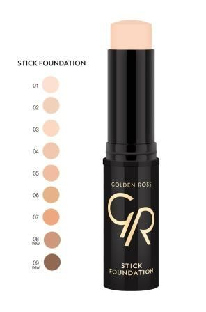 Golden Rose Stick Foundation