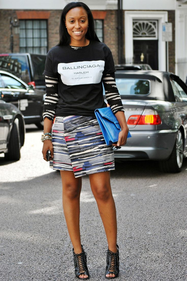 London Fashion Week Street Style From Lfw