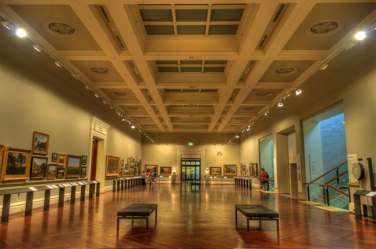 State Library of Victoria - Cowen Gallery