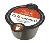 Cafe Escapes Cafe Caramel Coffee Keurig Vue Portion Pack, 32 Count