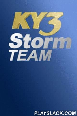 KY3 Weather  Android App - playslack.com ,  The KY3 Storm Team is proud to announce a full featured weather app for Android.Features• Highly responsive interactive map optimized for 3G and WiFi performance• Vertical and horizontal map display with looping• NOWrad, the gold standard for radar in the weather industry• Highest resolution satellite cloud imagery available• Exclusive patent pending Road Weather Index• Color coded weather alerts arranged by severity• Fully integrated GPS for…