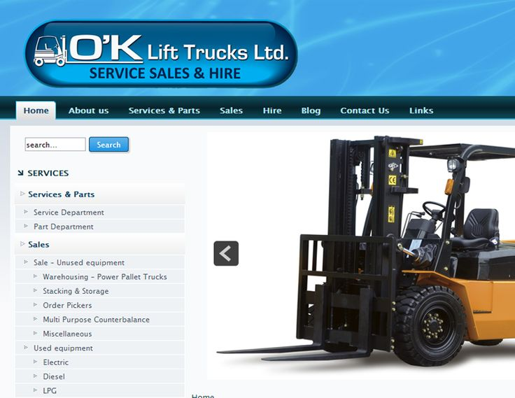 Ok lift trucks - Increase your sales - Brand You