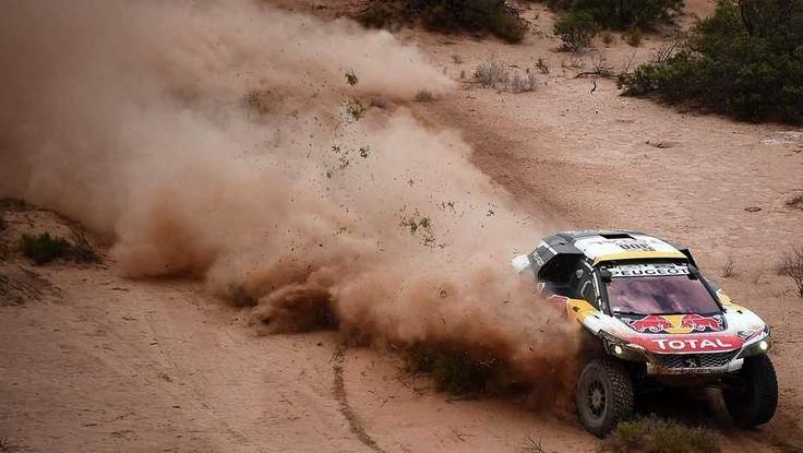 Rally Dakar 2017: Stephane Peterhansel, a un paso de otro título