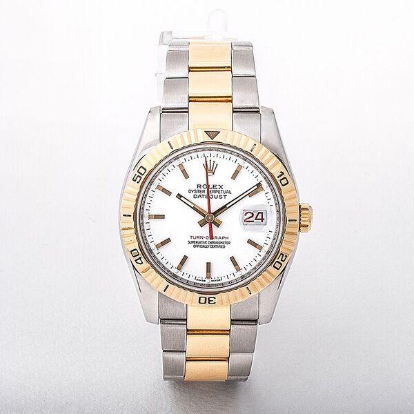 Rolex Turnograph Datejust Watch