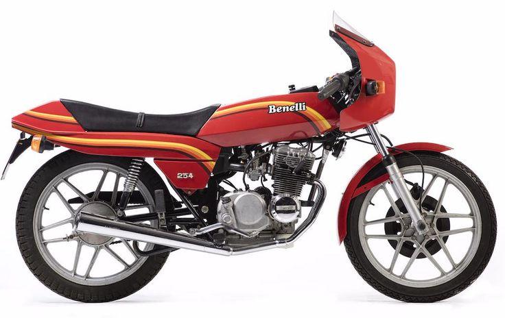 1980 BENELLI 250 QUATTRO