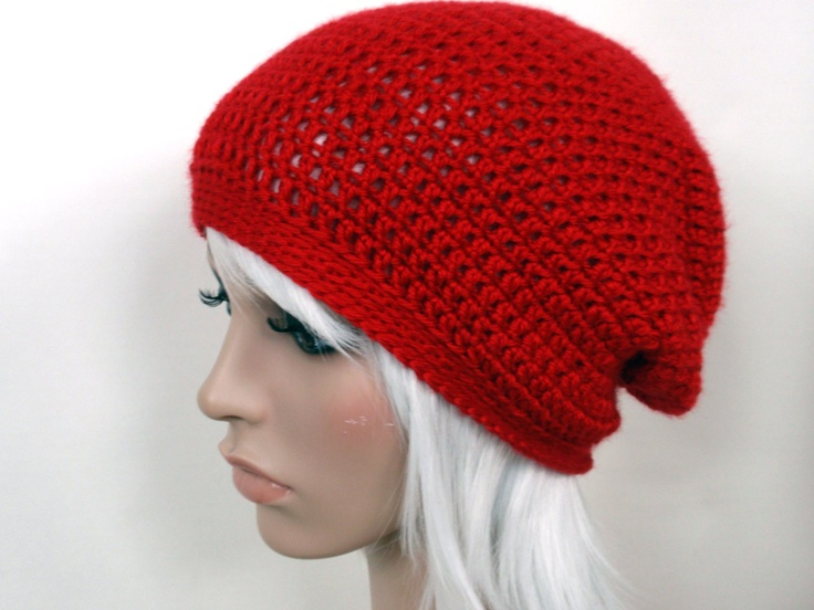 Really Easy Crochet Hat Patterns : free crochet pattern: really easy slouchy beanie ...