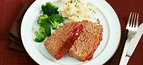 Our Favourite Meatloaf