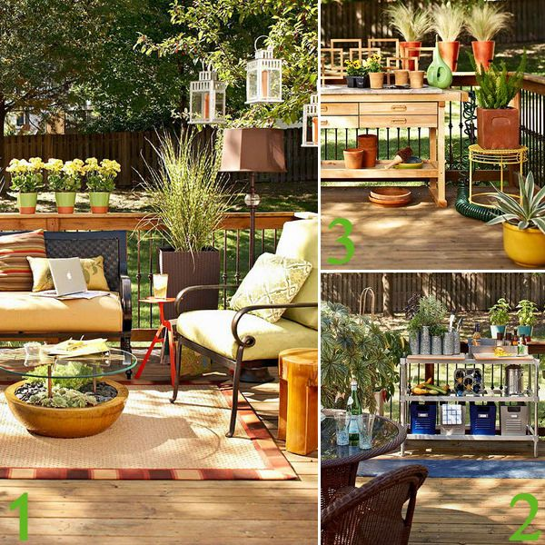Deck decorating ideas – How to plan and design an outdoor living space