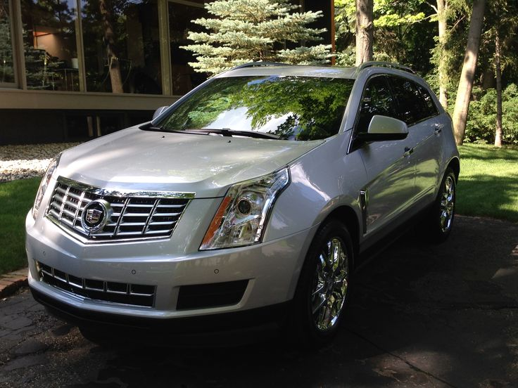 Designed for those who want more. The 2015 #SRX.
