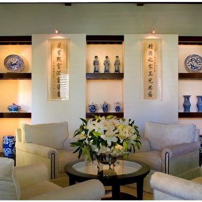 chinese living room decor 29 best images about wall niche decorating ideas on 16013