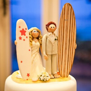 Great cake topper @Marci Avedissian This should have been A & T's!!!