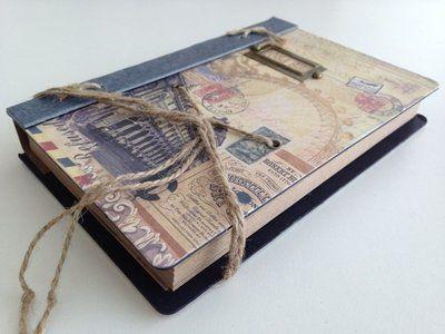 Vintage Scrap Hardcover Notebook: http://www.stationeryheaven.nl/notebook/hardcover/vintage-scrap-notebook/Eno-Greeting