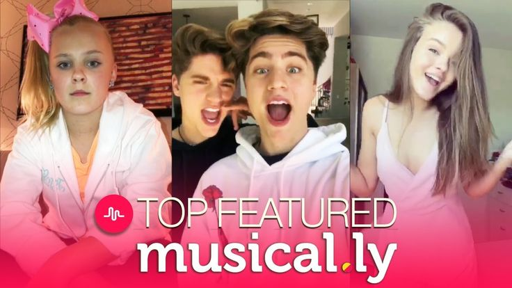 Top Featured Musical.lys of June 2017 | The Best Musical.ly