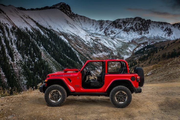 Standard Features List of 2018 Jeep Wrangler Leaked | Automobile Magazine  ||  The standard options list for the 2018 Jeep Wranger leaked on a forum, giving us a peek at the future of the hotly anticipated 4x4. http://www.automobilemag.com/news/standard-features-list-2018-jeep-wrangler-leaked/?utm_campaign=crowdfire&utm_content=crowdfire&utm_medium=social&utm_source=pinterest Discover more like this at yourwonderment.com. #auto