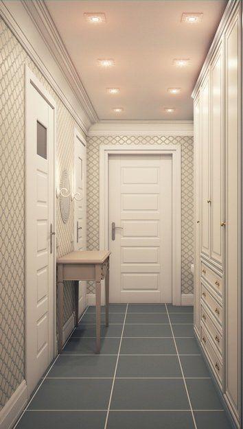 Как оформить студию на 36 квадратных метрах: проект квартиры в Долгопрудном