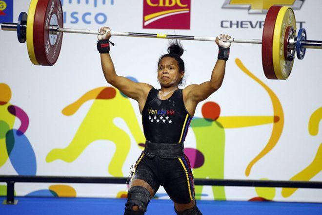 Venezolana Génesis Rodríguez gana tercera medalla en segundo día de los Panamericanos