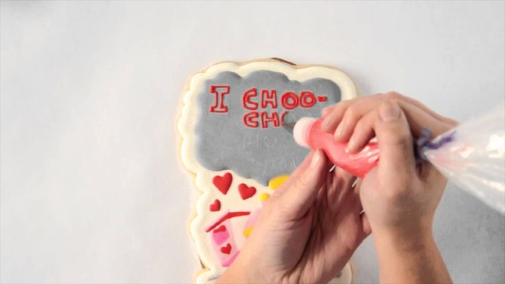 I Choo Choo Choose You Valentines Cookies Valentine Cookies Valentines Day Treats Valentines Day Cookies