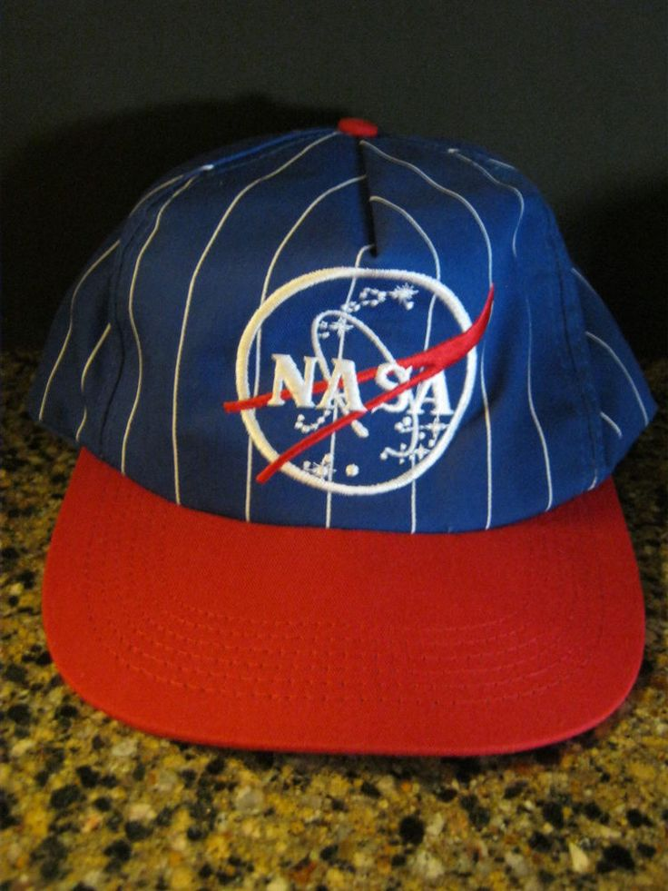 vintage nasa hat - photo #49