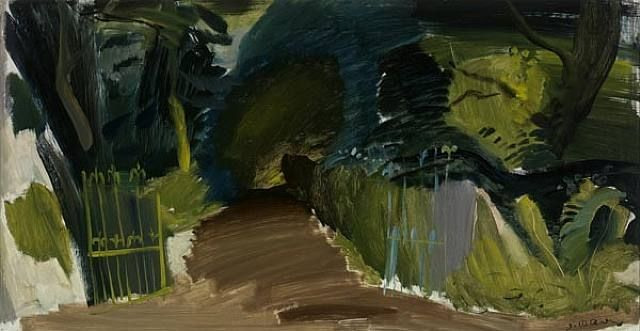 Ivon Hitchens; Drive Gates