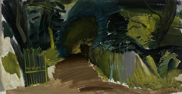 Ivon Hitchens; Drive Gates