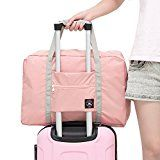 Youngnis Travel Lightweight Waterproof Foldable Portable Storage Luggage Bag (Indi Pink):… #Amazon #Foldable #Indi #Lightweight #luggage