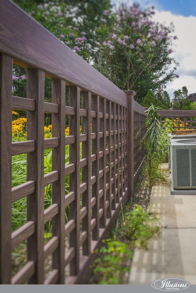 25 Best Vinyl Fence Enclosures Images On Pinterest