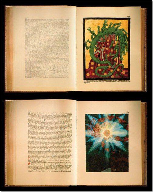 El libro rojo de Carl Jung es la obra maestra y el depósito inconsciente de la mente universal del padre de la psicología.