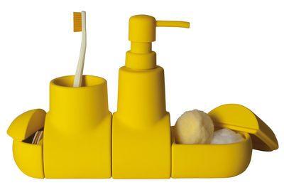 Set d'accessoires Submarine / Pour salle de bains