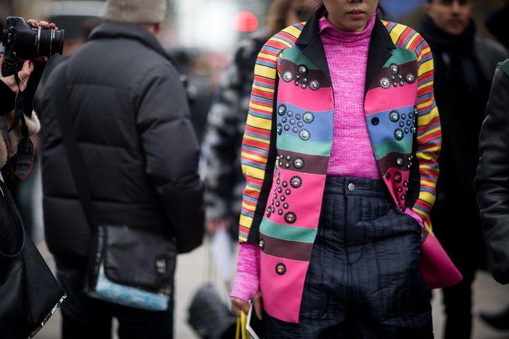 Streetstyle fra LFW 2015 | Costume.dk