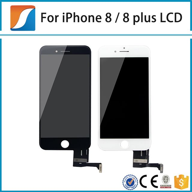 10pcs Lot Aaa Grade Lcd For Iphone 8 8plus Lcd With 3d Touch