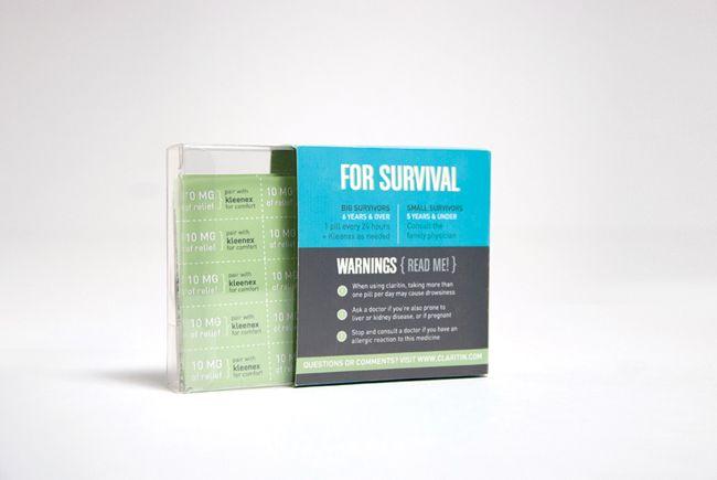 Allergy Survival Kit (Student Work)