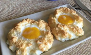 How To Make Cloud Eggs: Follow This Video Recipe To Join The Latest Instagram Trend | HuffPost UK