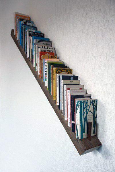 70 Bücherregal Bücherregal Ideen – einzigartige Bücherregal Designs