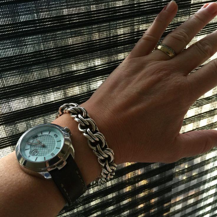 BtB watch and bracelet