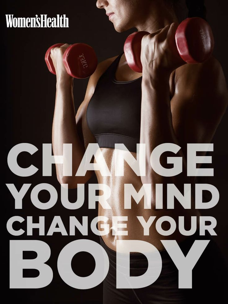 """""""Change your mind, change your body"""" #fitspiration #inspiration #quote"""