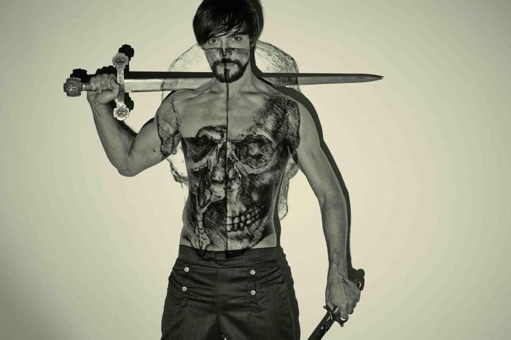"""Riario (Blake Ritson) in Starz's """"Da Vinci's Demons"""" Season 2. Description from pinterest.com. I searched for this on bing.com/images"""